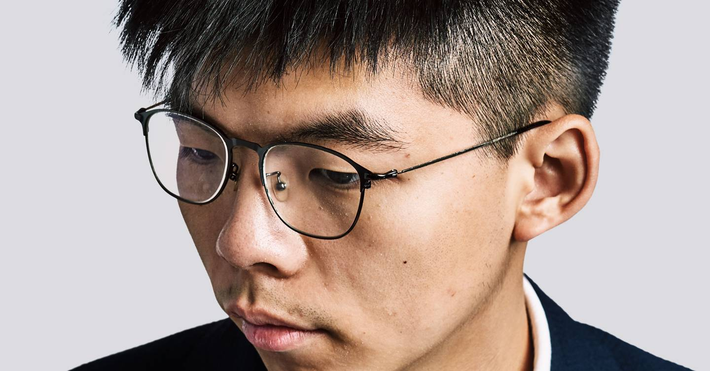 China jailed Joshua Wong but the fight for Hong Kong is not over