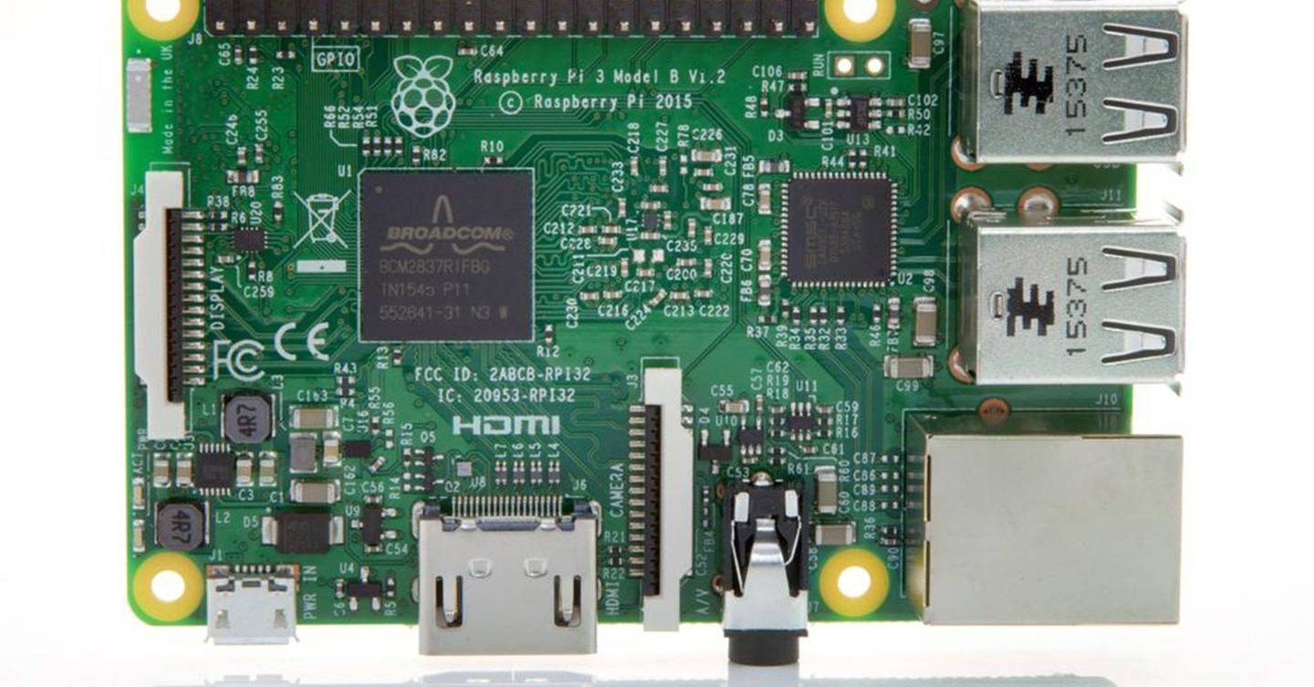 Raspberry Pi 3 Features Price And Release Date Wired Uk Looks Like Printed Circuit Board