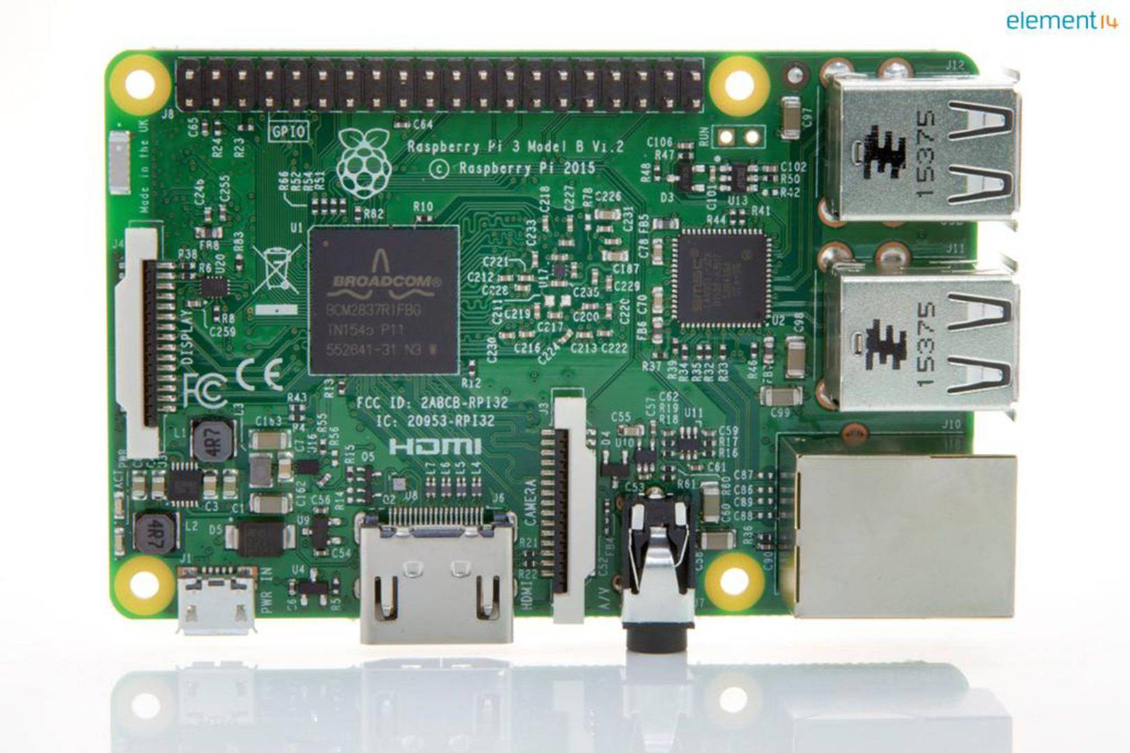 Raspberry Pi 3: features, price and release date | WIRED UK