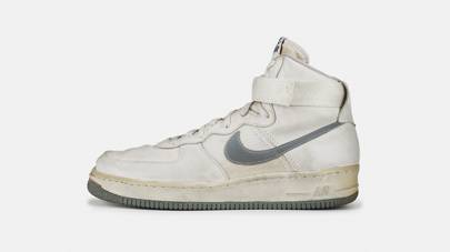 2e998077fee In 1982 the Air Force 1 was given to six NBA players (Moses Malone