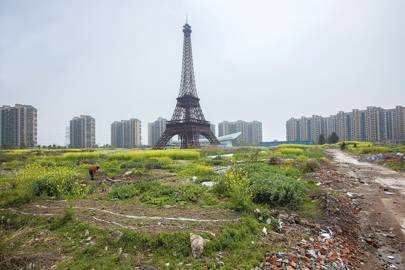Paris, built 2007, Hangzhou
