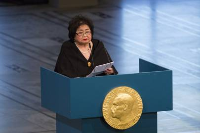 ICAN's Setsuko Thurlow delivers Nobel Peace Prize lecture