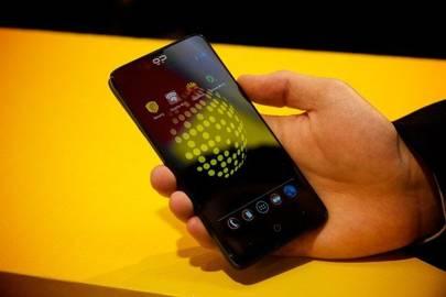 Blackphone handset
