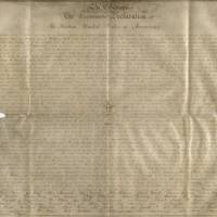 Chichester Declaration of Independence