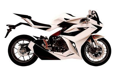 33. Slick superbike