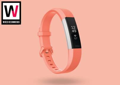 Fitness tracker: Fitbit Alta HR