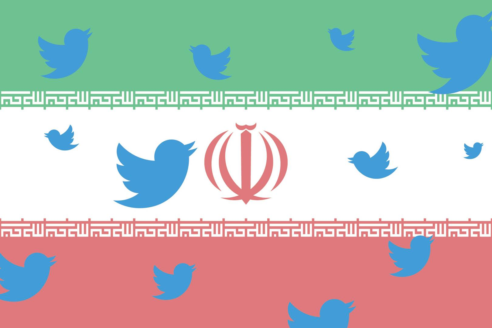 Iran has its own fake news farms, but they're complete amateurs