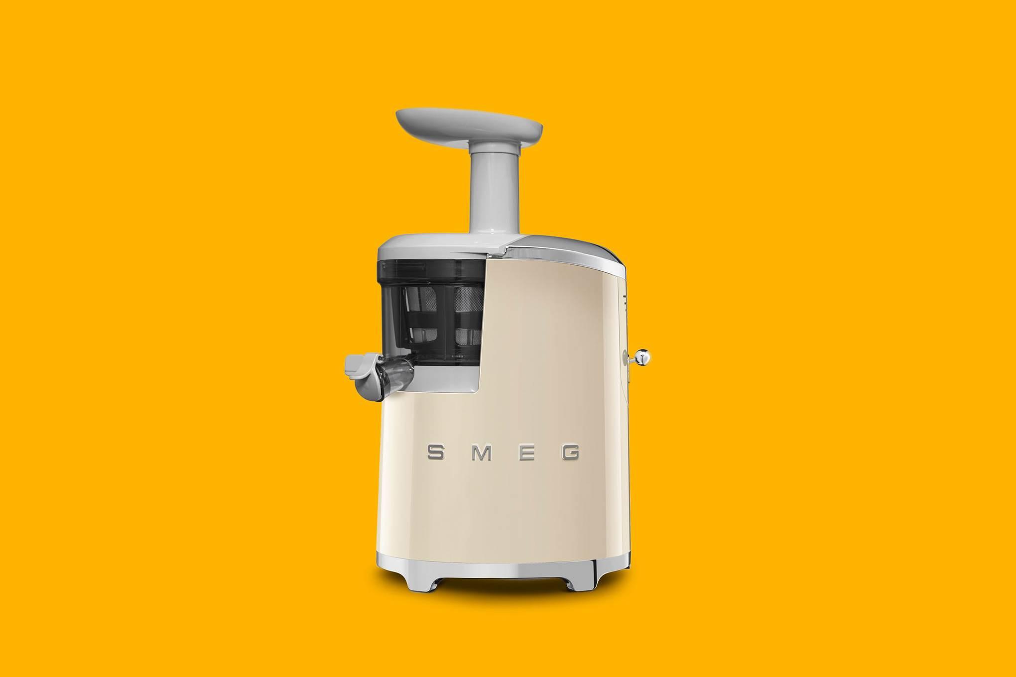 Slow Juicer Smeg SJF01   FRNSHX