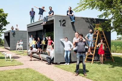 Life on a startup farm