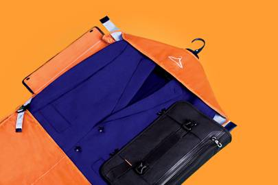 84ab2d0f116 A suit bag is an essential carry for any serious business trip