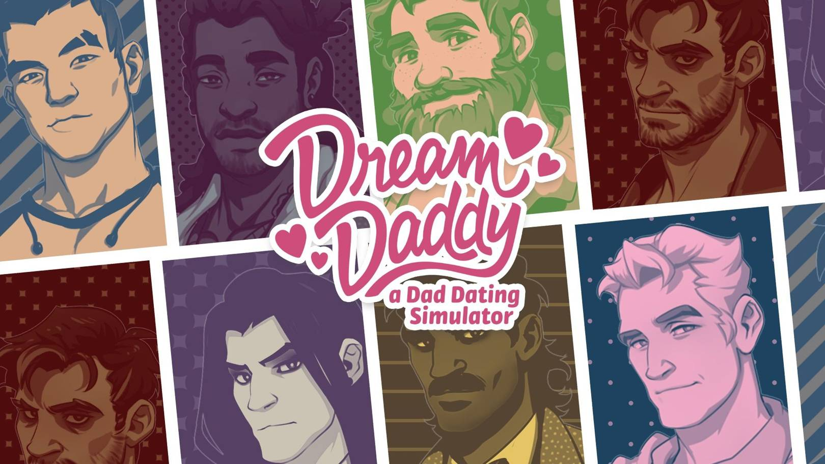 Dream Daddy review: subverting gay clichés with great writing and engaging  characters | WIRED UK