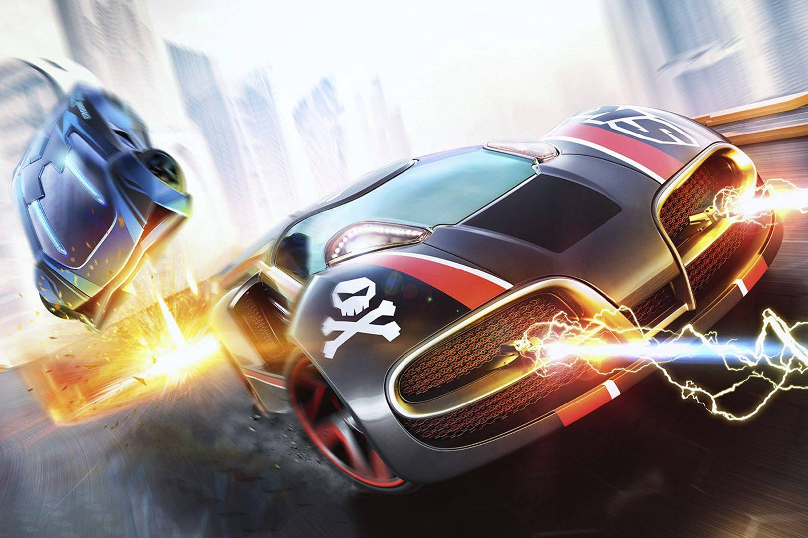 Anki Overdrive Ups Its Game With Modularised Robot Car Racing Wired Uk