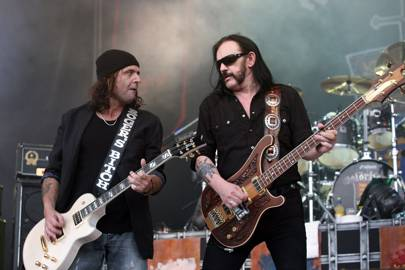 Motörhead, considering their impact on the health and wellbeing of fans everywhere
