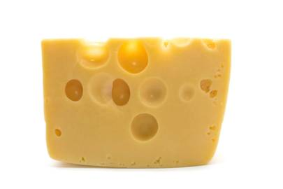 The weird science of cheese