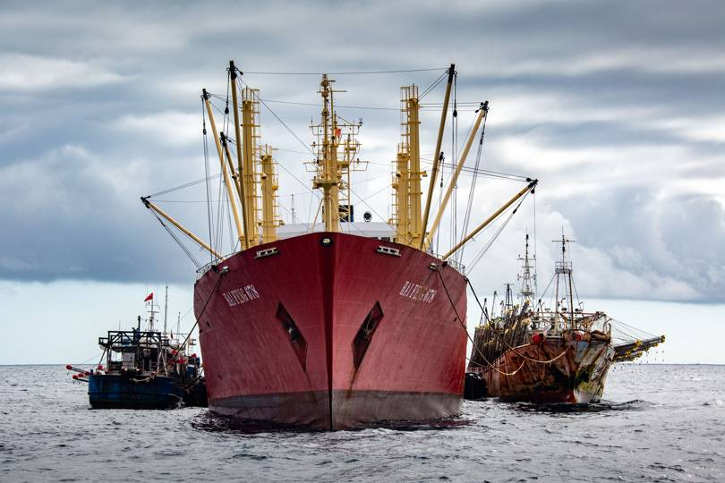 IMO Conference on Fishing Vessel Safety and IUU Fishing in