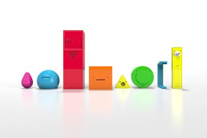 BleepBleeps: anthropomorphised devices to help parents monitor their kids