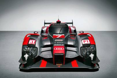 The design: The latest generation of the R18 was fundamentally re-designed for the 2016 season