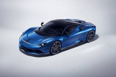 The Pininfarina Battista is a mad 1,900hp electric hypercar