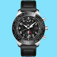 IWC Pilot Watch Timezoner