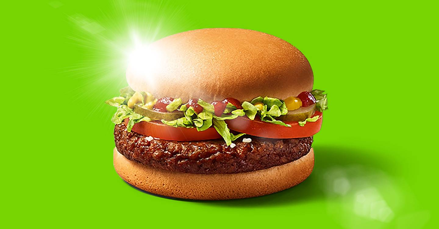 Why the hell isn't there a McVegan Burger yet? It's complicated