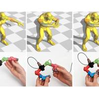 Input puppet
