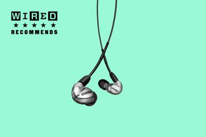 In-Ear Headphones: Shure SE425