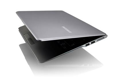 Samsung Series 5 ultrabook photos