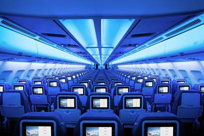 Transat are one of the first airlines to offer an alternative to seat back entertainment