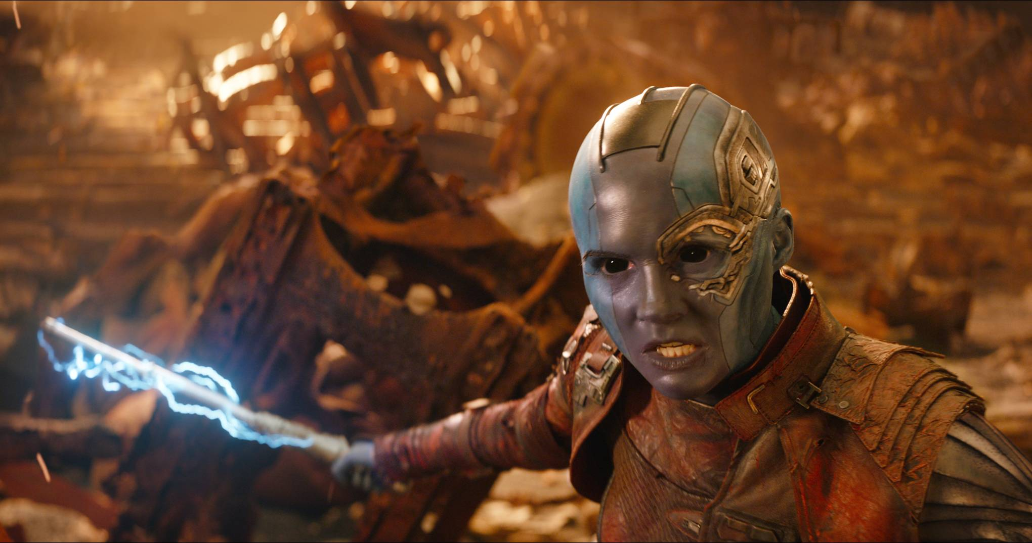 We need to talk about that wild Avengers: Infinity War