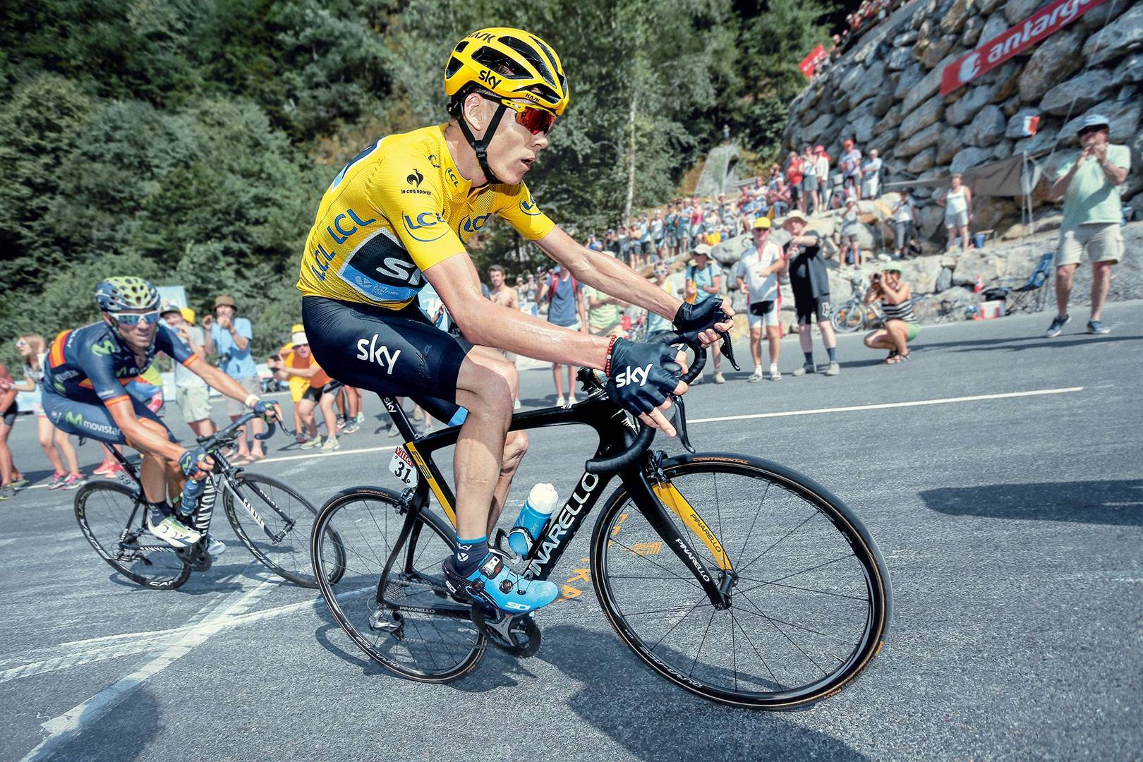 Tour de France: WIRED uncovers the science behind Team Sky and Chris