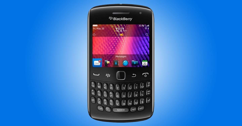 updating blackberry device software frozen