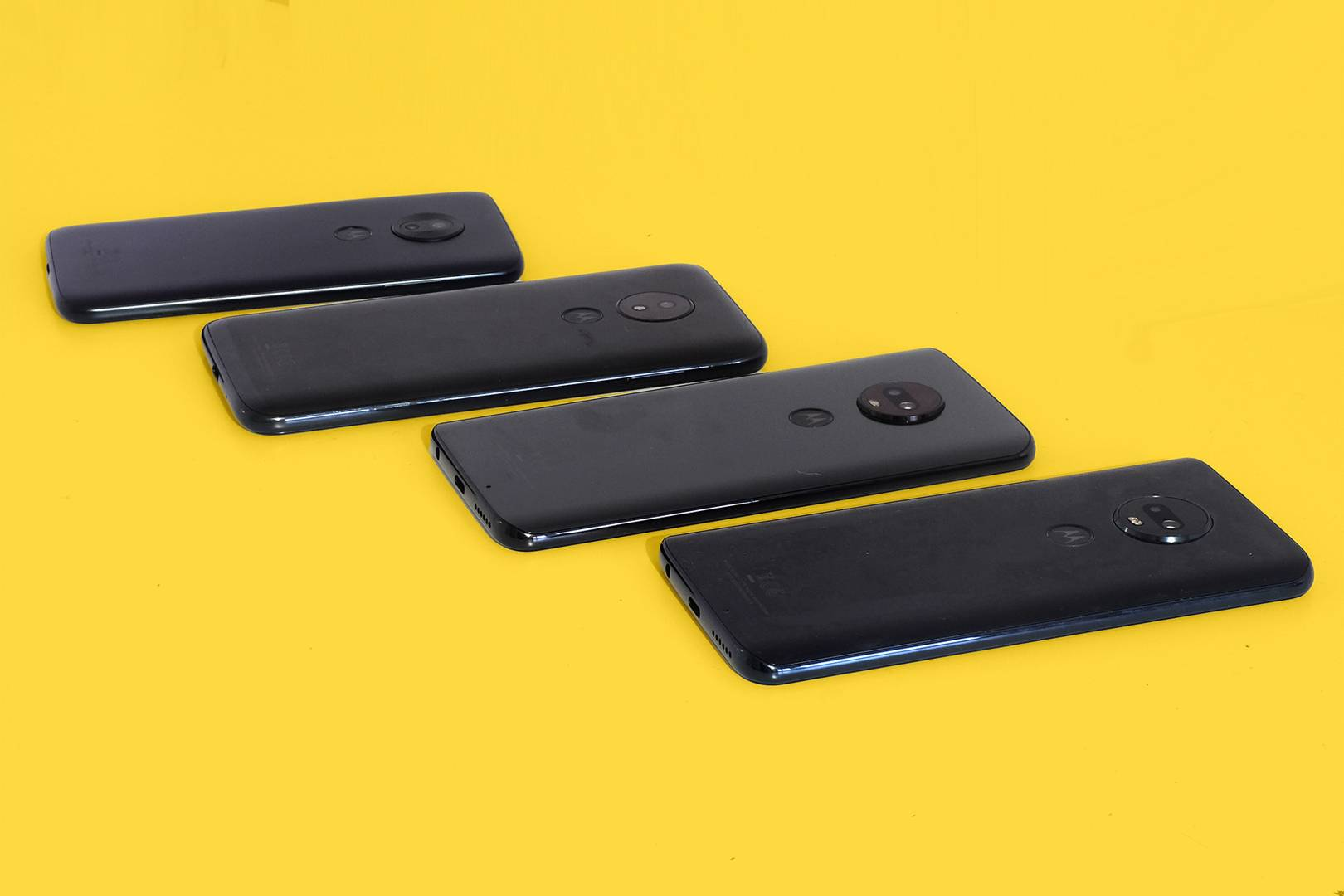 Moto G7 vs G7 Plus, G7 Play and G7 Power: Which one should you buy