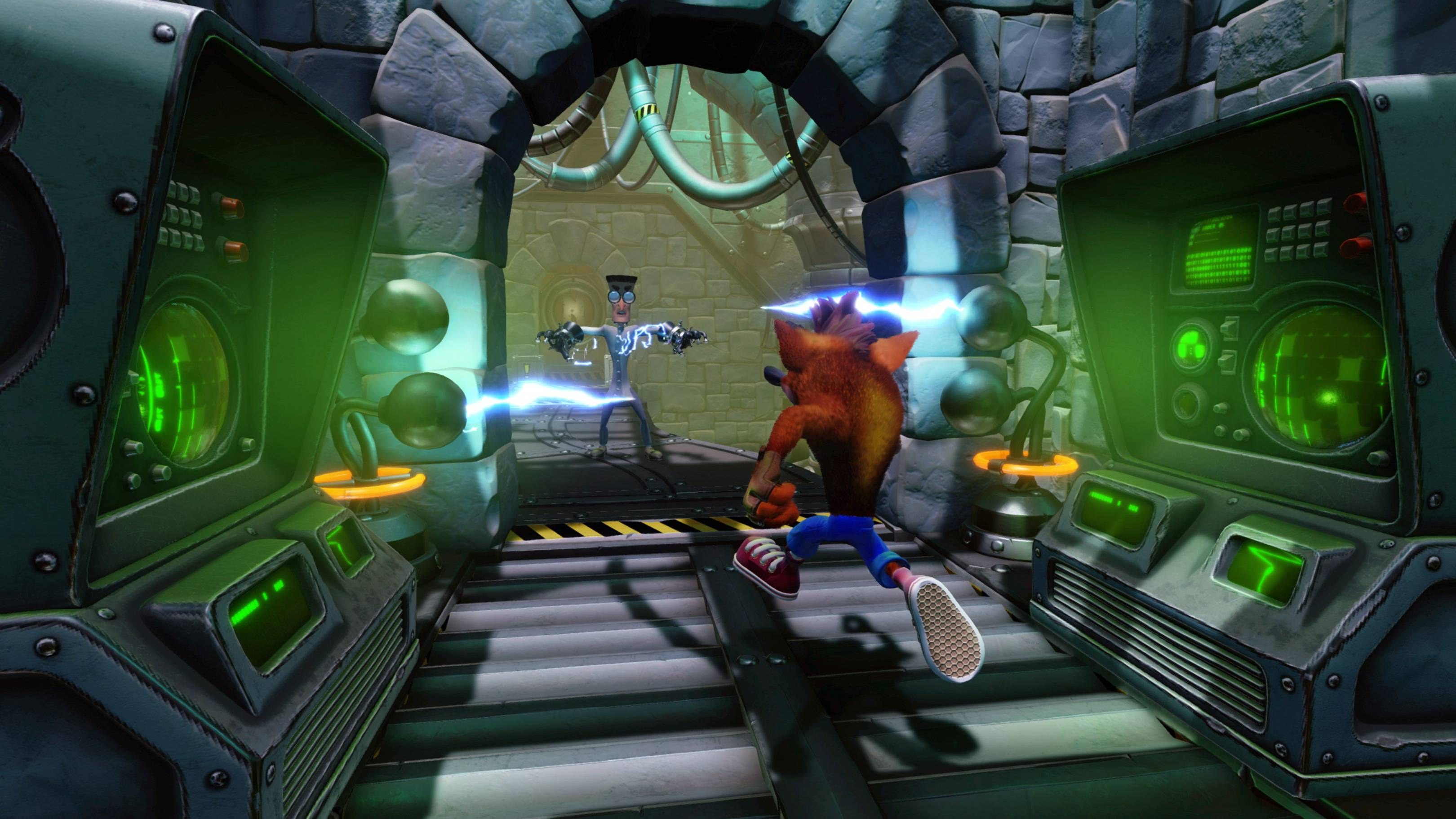 Crash Bandicoot N Sane Trilogy review: a new spin that can't hide