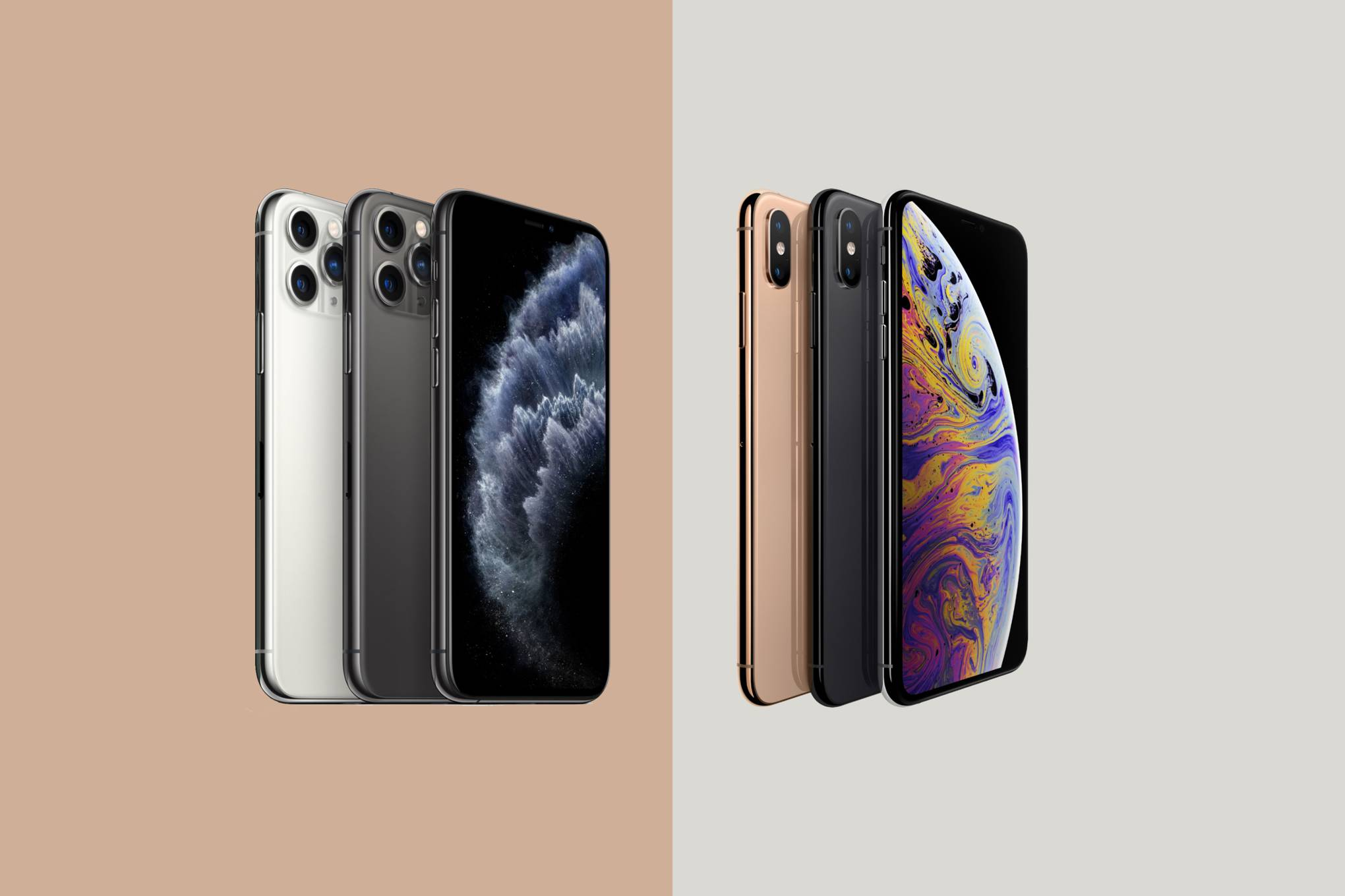 Iphone 11 Vs Iphone Xs Vs Iphone Xr Should You Upgrade This Year Wired Uk