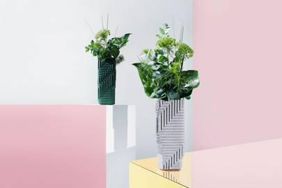Phil Cuttance Herringbone Vase