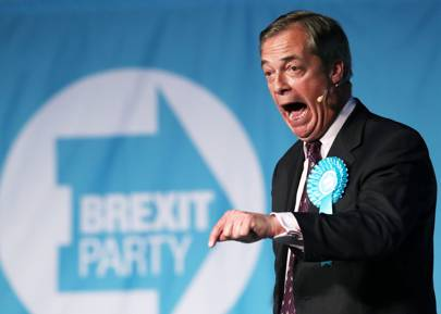 The Brexit Party is winning social media. These numbers prove it