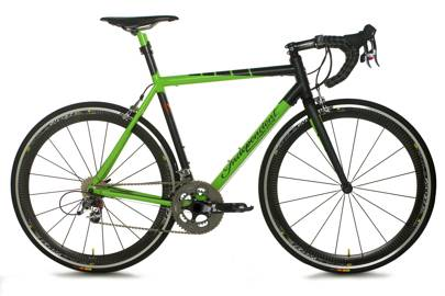Competition race bike:IF Ti Factory Lightweight