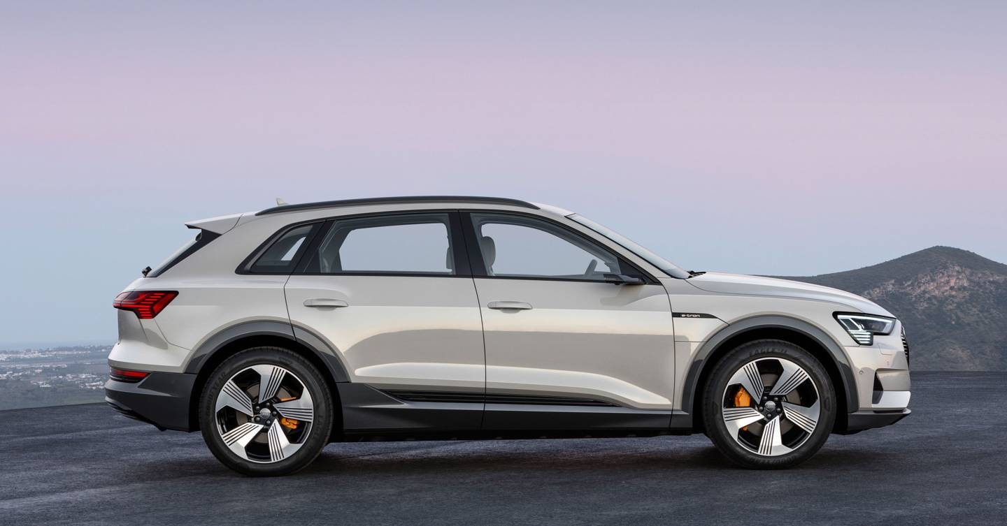 Audi e-tron review: a slick, smooth, Tesla-beating electric