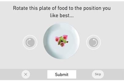 More than 12,000 people have taken part in the online research into food orientation