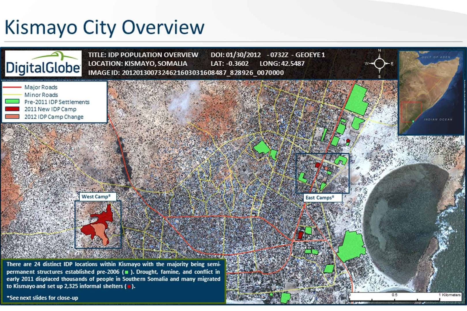 How geospatial analytics is helping hunt the LRA and al