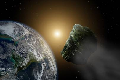 Asteroid 2014 J025 will fly past Earth tonight – from a ...