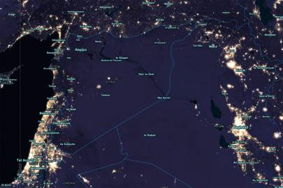 Syria in 2016