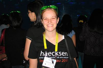 Intel's Sarah Sharp hacks the Linux kernel