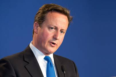 "David Cameron said that all UK internet users would face an ""unavoidable decision"" about turning web filters on or off"