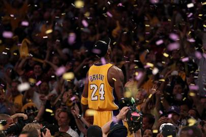 Kobe Bryant is a five-times NBA champion and two-times NBA Finals MVP