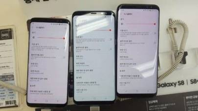 Red screen on your Samsung Galaxy S8? Here's how to fix it