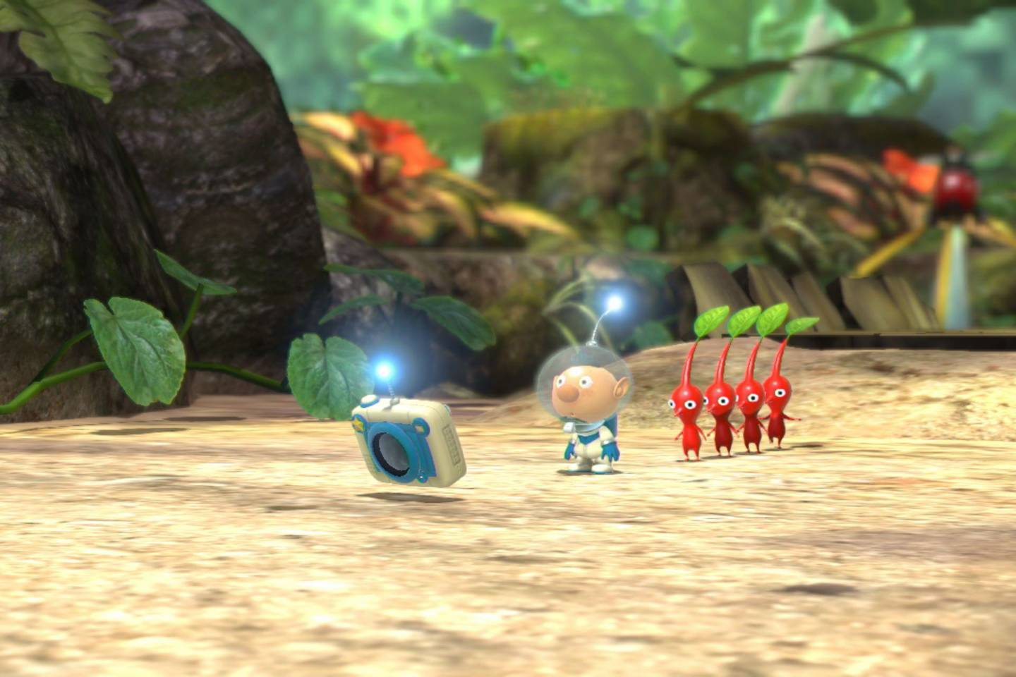 Pikmin 4 Close To Completion Super Mario Galaxy 3