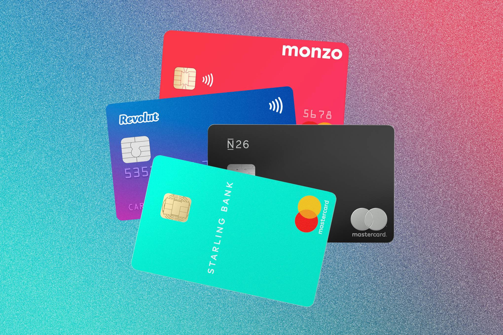 Monzo vs Starling, Revolut and N26: The leading digital ... on
