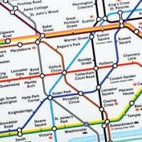 7. Tube map