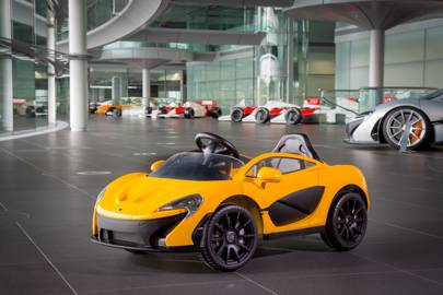 McLaren P1 price and release date for the electric ride-on model ...